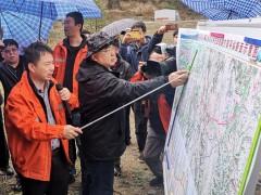 四川省科学技术厅全程参加川藏铁路沿线踏勘调研活动