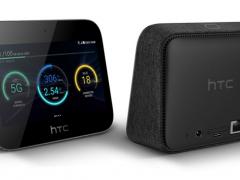携手HTC 5G Hub:EE推出英国首个5G宽带服务
