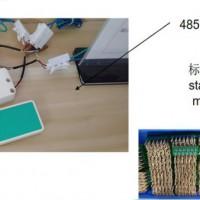 专利产品——无线组网遥控器和接收器