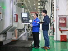 首届航天报国功勋奖获得者刘小勇:奋战在科技创新的最前沿