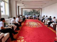 科技部调研组到赣州调研新时代对口支援科技创新工作