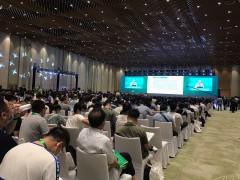 市园林科研院参加第十六届国际绿色建筑与建筑节能大会暨新技术与产品博览会